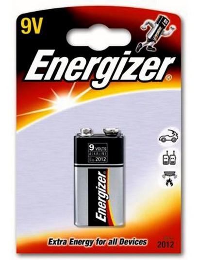 batéria Energizer 9v