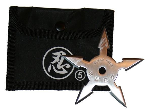 Hviezdica - shuriken 5c.