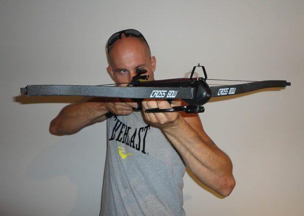Kuša pušková Crossbow