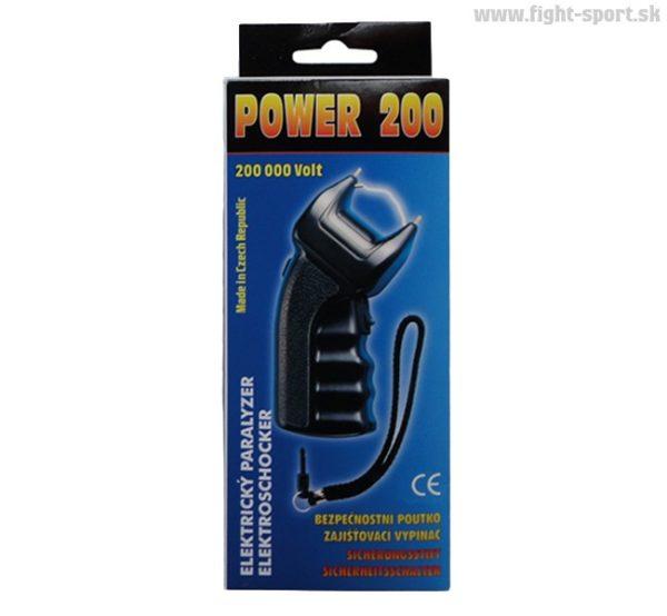 Paralyzér power 200
