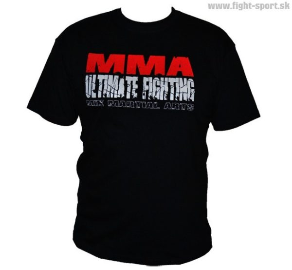 Tričko MMA