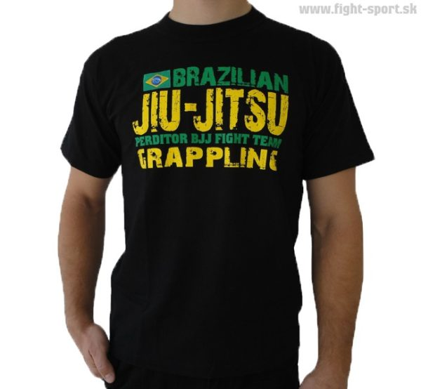 Tričko Jiu-Jitsu PERDITOR