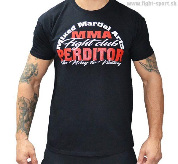 Tričko MMA Fight club Perditor
