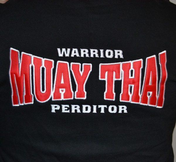 Mikina s kapucou Muay Thai PERDITOR