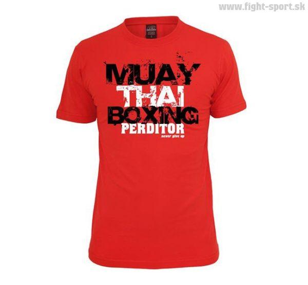 Tričko MUAY THAI PERDITOR