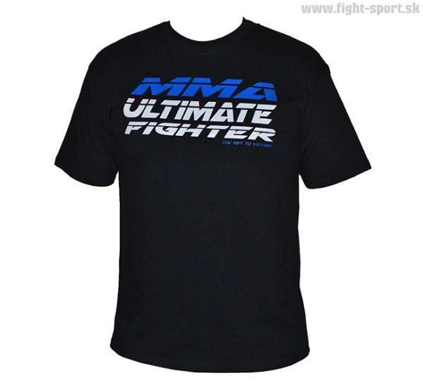 MMA Tričko Ultimate fighter