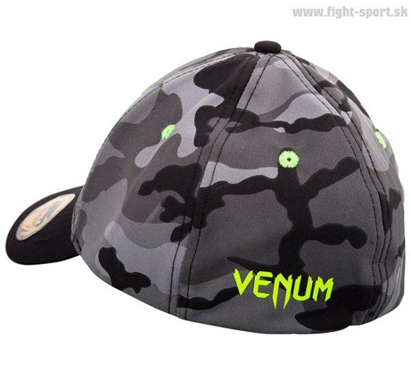 šiltovka Venum Atmo Cap - Dark Camo2