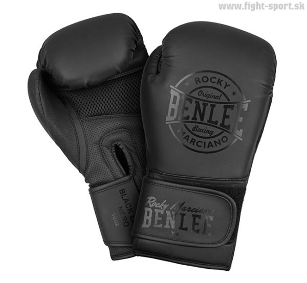 Box rukavice Benlee BLACK LABEL NERO
