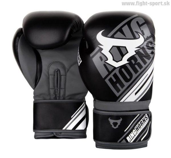 Box rukavice RINGHORNS Nitro Black